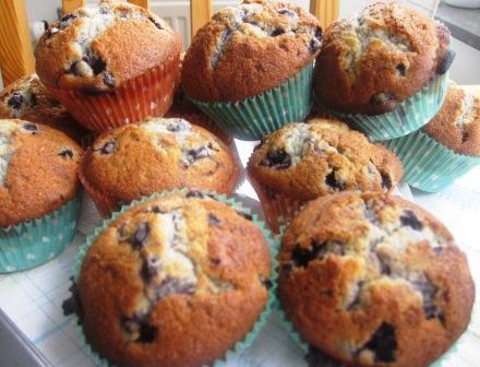 Niklas cupcakes