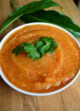 Mangosås till vietnamesisk sallad 2