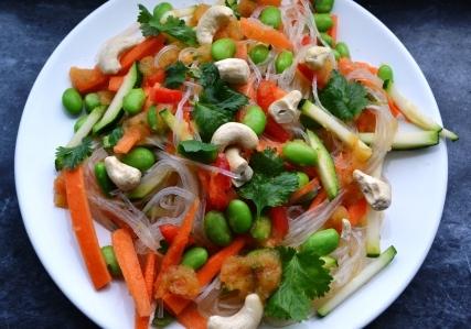 Vietnamesisk sallad