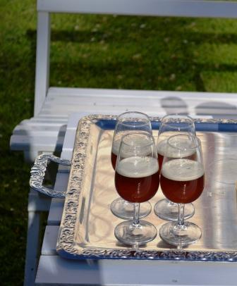 Öl på Forshems gästgiveri, Livsaptit