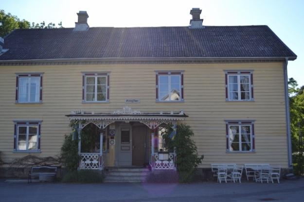 Forshems Gästgiveri, Kinnekulle, Livsaptit.