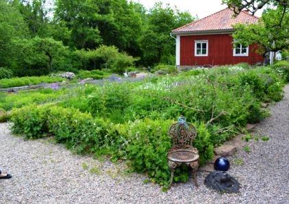 Hemma hos Sarenström, 5. Livsaptit