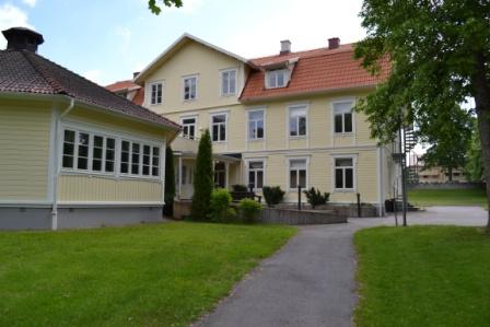 Mitt hotell på Lundsbrunns kurort, Livsaptit