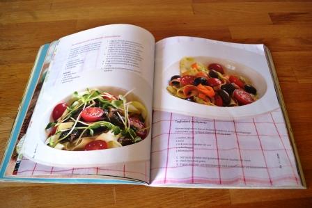 Raw food på svenska, grönsaksband, Livsaptit