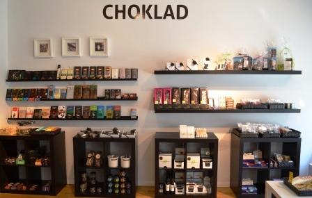 ChocoLatte, chokladkakor, lakrits och mycket mer, Karlskrona, Livsaptit