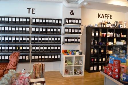 ChocoLatte, kaffe och te, Karlskrona, Livsaptit