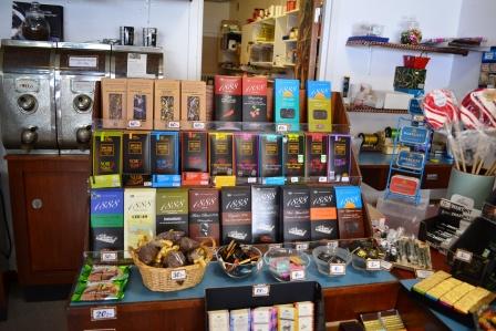 Elit choklad, chokladkakor, Karlskrona, Livsaptit