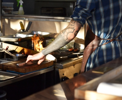 Hett i köket, Mitt kök, Livsaptit