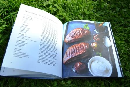 Mat med lakrits, Lakrits, recension, Livsaptit