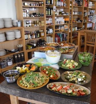Nya Skafferiet, lunchbuffé, Karlskrona, Livsaptit