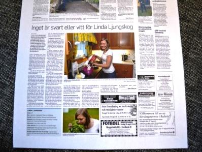 Artikel Livsaptit, Värnamo Nyheter