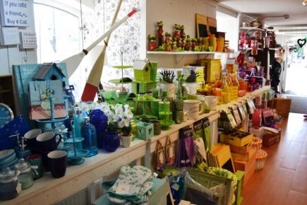 Enkla, inredningsbutik, färgglatt, Karlskrona, Livsaptit
