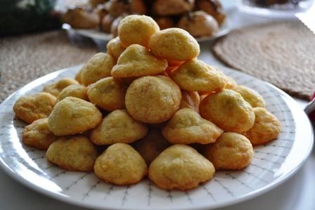 Kims ostknappar med oliver, Tantrussinsbak, Livsaptit