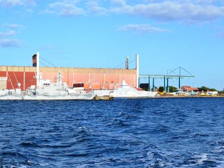 Militärbåtar, Karlskrona, Livsaptit