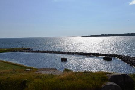 Utsikt från Kungsholms fort, Karlskrona, Livsaptit
