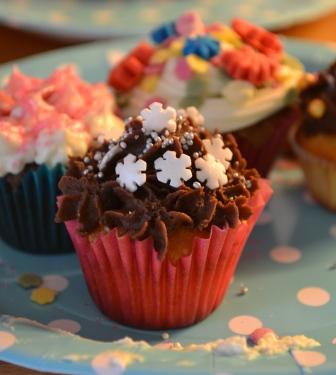 Snöflingetryffelcupcake, Livsaptit