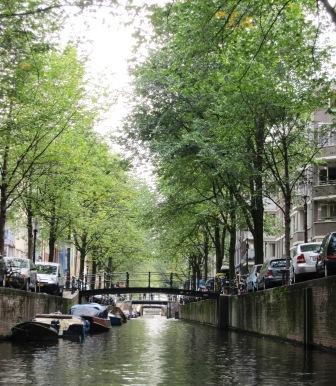 Gröna kanaler Amsterdam, Livsaptit