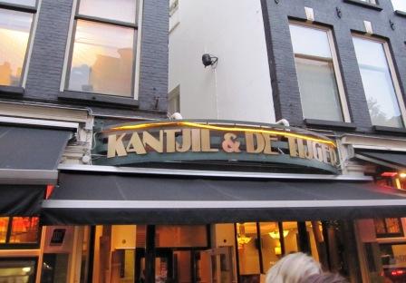 Indonesisk restaurang, Amsterdam, Livsaptit