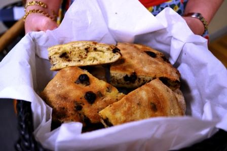 Fluffiga ljusa scones med choklad, Afternoon teakurs, Medborgarskolan, Livsaptit