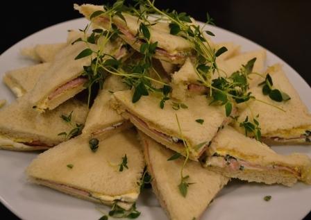 Sandwiches med skinka och dijonsenap, Kurs, Medborgarskolan, Livsaptit