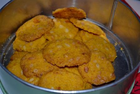 Saffranspinjecookies, Matrepubliken, Matbloggsträff, Livsaptit