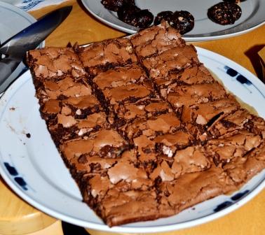 Superduperkladdgoda glutenfria valnötsbrownies, Kurs, Chocoholic, Livsaptit