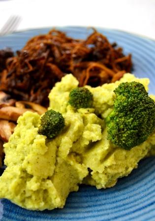 Blomkåls- och broccolimos, Recept, Livsaptit