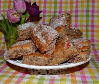 Äppelhavrebröd med rostade valnötter, Recept, Livsaptit
