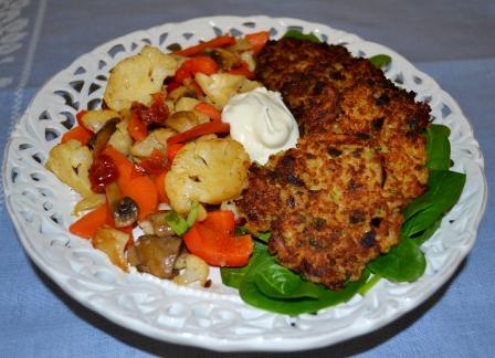 Meatless Monday, Quinoabiffar med smörstekta grönsaker, Recept, Livsaptit
