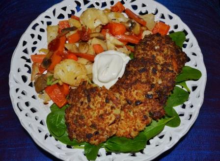Quionoabiffar med smörstekta grönsaker, Livsaptit, Recept, Veggo
