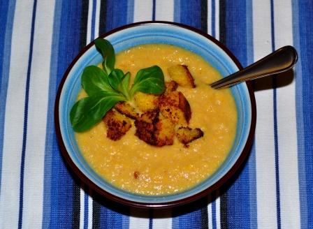 Soppdags! Majssoppa med kokosmjölk och lime, Recept, Livsaptit