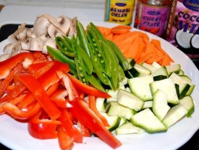Grönsaker, Thaismakande fisksoppa, Recept, Livsaptit