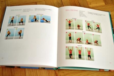 Övningar i kortformat, Mage rumpa lår, Annika Sjöö, Fitnessförlaget, Recension, Livsaptit