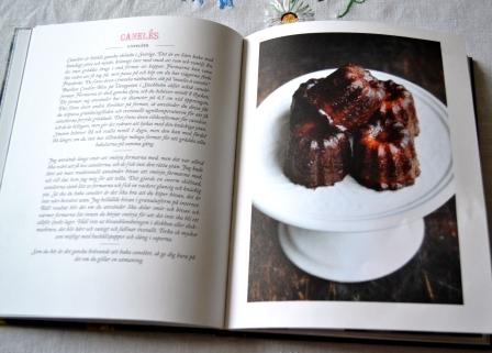 Canelétips ur boken Franska Bakverk av Mia öhrn, för blogginlägg hos Livsaptit