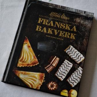 Franska Bakverk av Mia Öhrn, boktips, Livsaptit, Caneléer