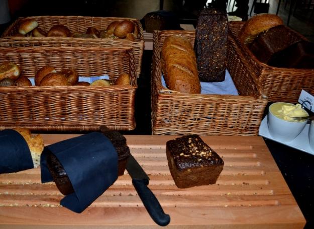 Frukost, hembakat bröd, Vann, Besök av Livsaptit