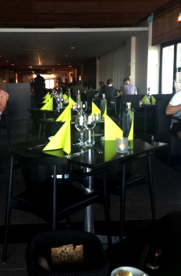 Restaurang, Vann, Besök av Livsaptit