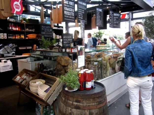 Bröd i stora lass, Torvehallerne, Köpenhamn, Mattips, Reseguide, Livsaptit