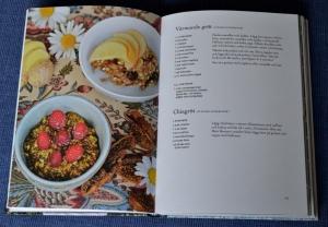 Frukostar, uppslag ur Maten är min medicin av Janesh Vaidya, recension av Livsaptit