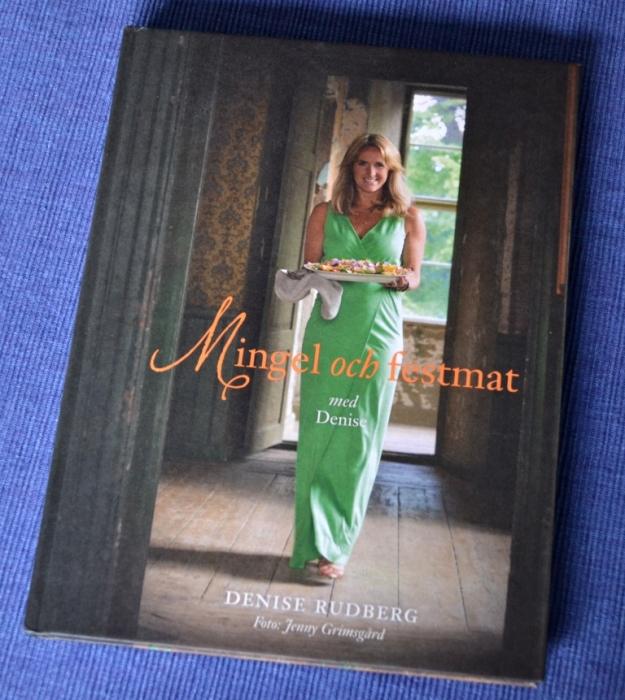 Recension av Mingel och festmat med Denise av Denise Rudberg, recension av Livsaptit