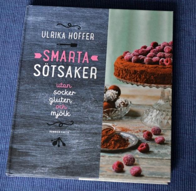 Recension av Smarta sötsaker utan socker, gluten och mjölk av Ulrika Hoffer, recension av Livsaptit