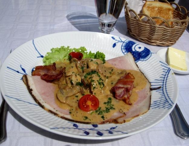 Smörrebröd på Restaurant Amalie, Köpenhamn, Matguide, Livsaptit