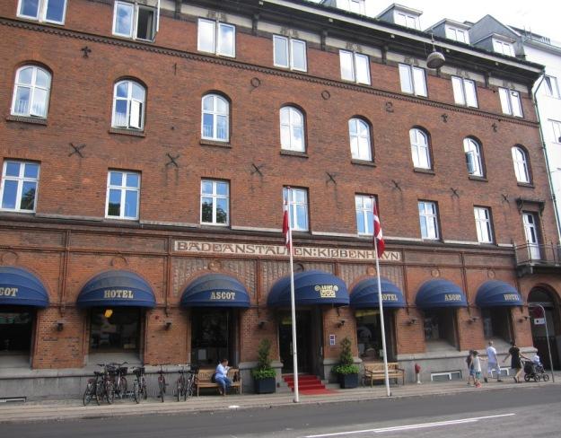 Trevligt hotell i centrala Köpenhamn, Reseguide, Livsaptit