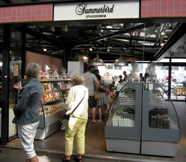 Summerbird chocolaterie, Torvehallerne, Köpenhamn, Mattips, Reseguide, Livsaptit
