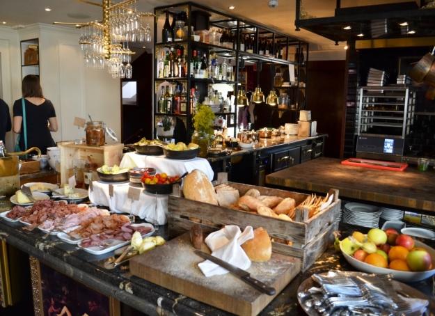 Frukost, Hotel Pigalle, Restaurang Atelier, Bloggforum, Livsaptit