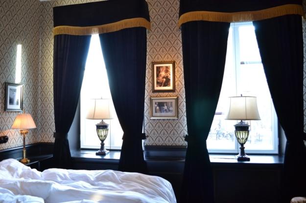 Hotel Pigalle, hotellrum, Paris tidigt 1900-tal, Bloggforum, Göteborg, Lisvaptit