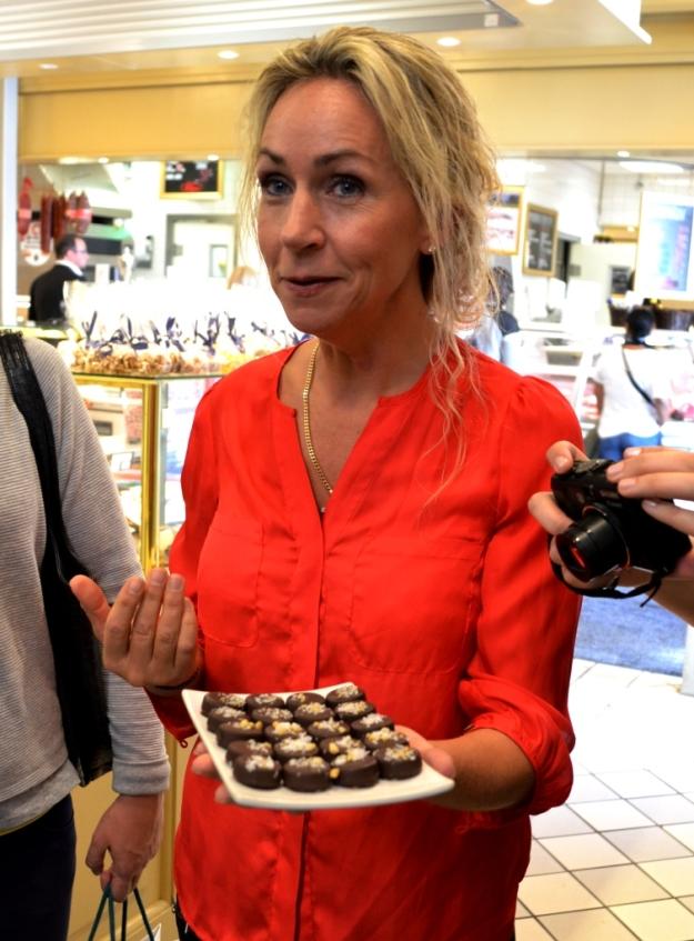 Jeanna Kanold, Flickorna Kanold, Saluhallen Göteborg, Bloggforum 2014, Livsaptit, matvandring
