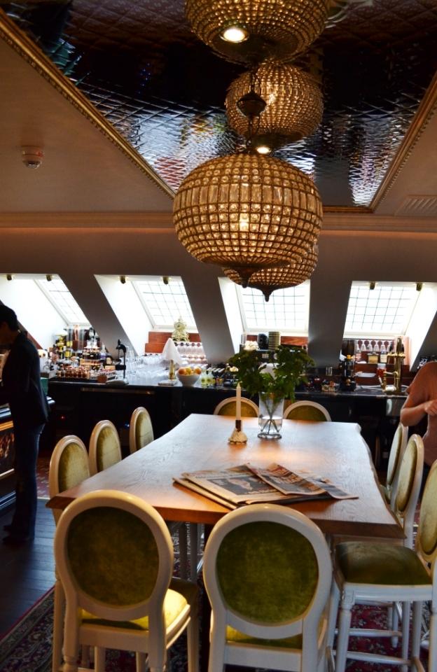 Restaurang Atelier, Hotel Pigalle, Bloggforum, Göteborg, Livsaptit