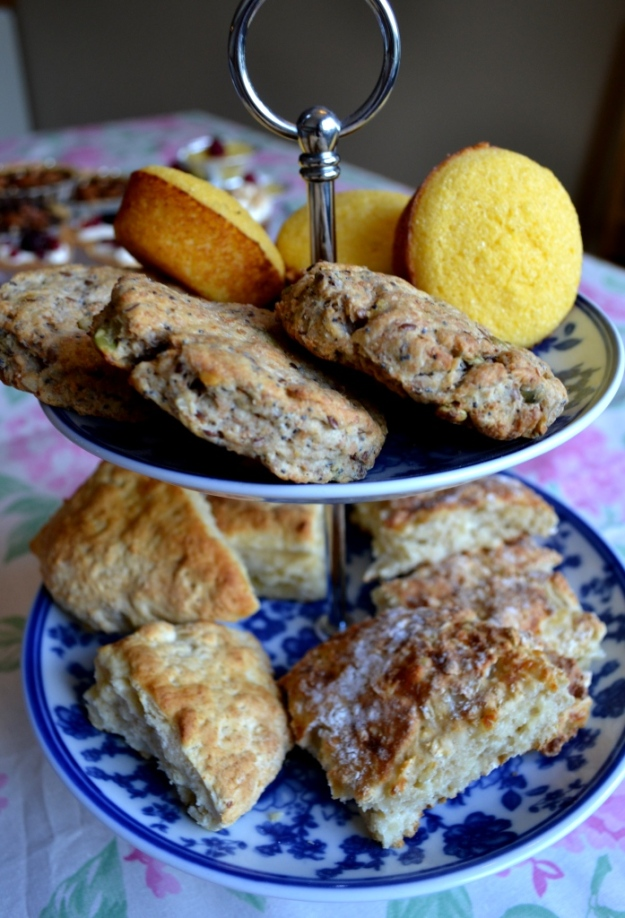 Afternoon Tea, Scones, Livsaptit, Höst, Afternoon Tea-vecka