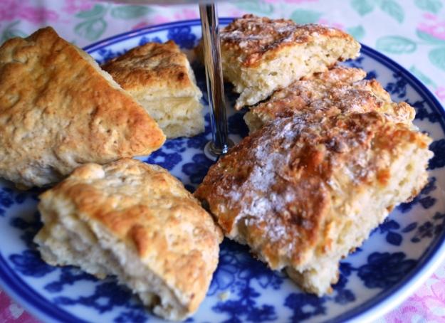 Ost- och ljusa scones. Recept, Livsaptit, Afternoon Tea-vecka, special